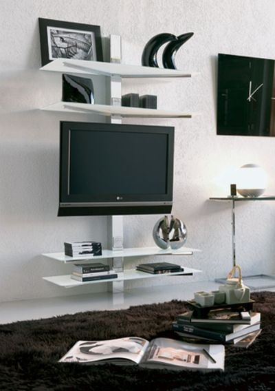 porta TV SCREEN Pacini e Cappellini