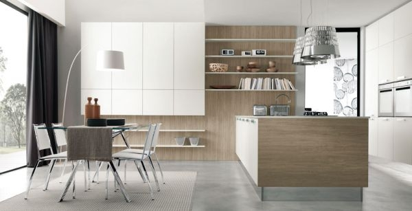 Wunderart cucina moderna ikon key sbabo - Cucine zecchinon ...