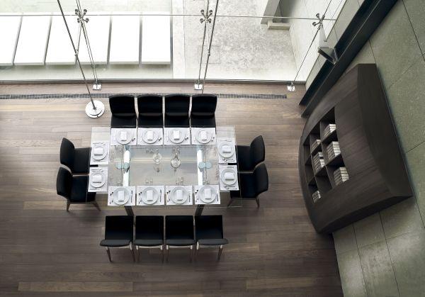 Wunderart arredamento tavoli pranzo sedie soggiorno for Produttori tavoli allungabili