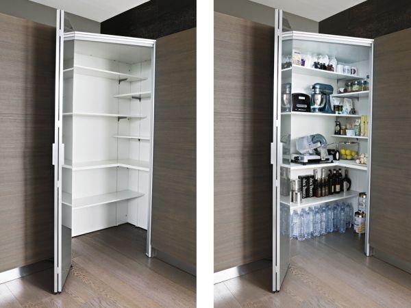 Mobile Dispensa Cucina Con Ante Scorrevoli.Armadio Profondit 45 Cm Fabulous Cucina Profondita Cm With Armadio