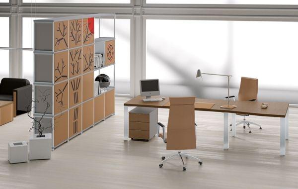 Scaffali Ufficio Design : Wunderart scrivanie arredo ufficio armadi scaffali