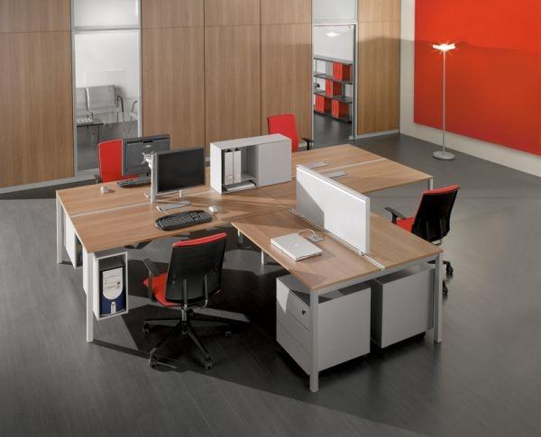 Wunderart scrivanie arredo ufficio armadi scaffali for Scaffali da ufficio